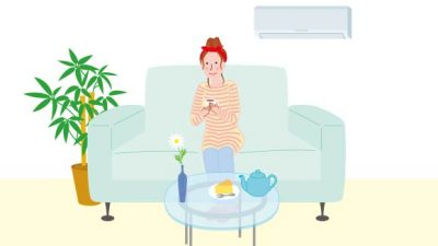 【トラブル・空室/第7話】夏場にエアコンの故障は致命的です!