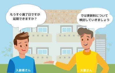 【トラブル・空室/第10話】1ヶ月住むだけで更新料を払うの?