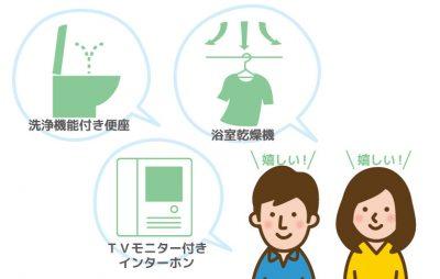 【トラブル・空室/第20話】洗浄便座等ニーズ高い設備の導入を