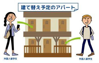 【トラブル・空室/第36話】建替えまでの短期で住む人、いるの?